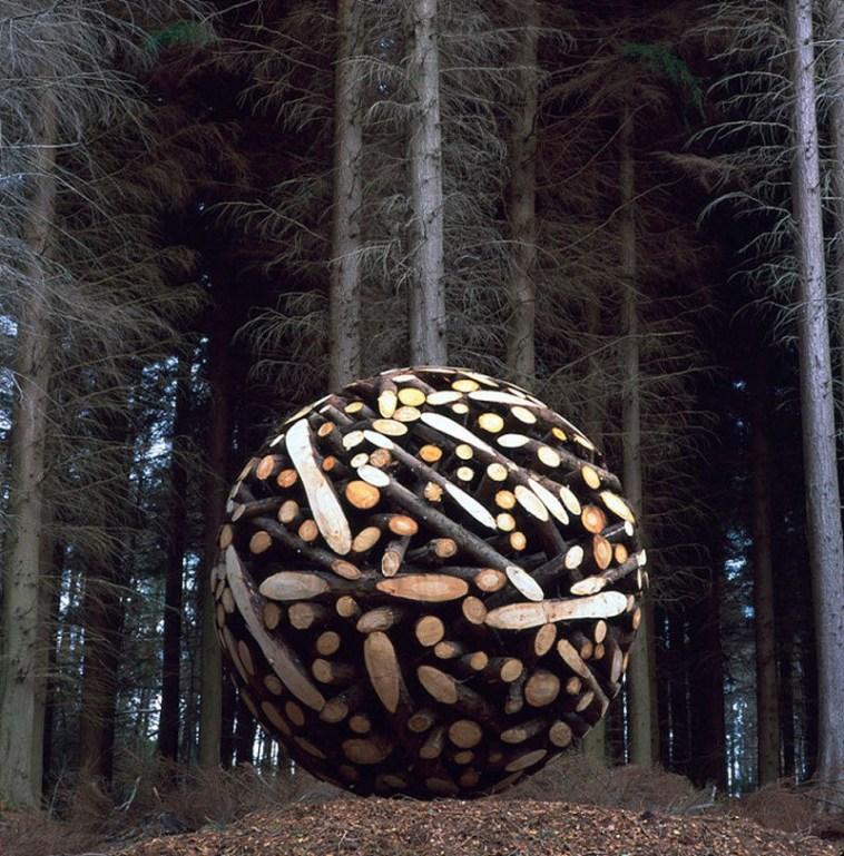 23 neverovatne skulpture od drveta