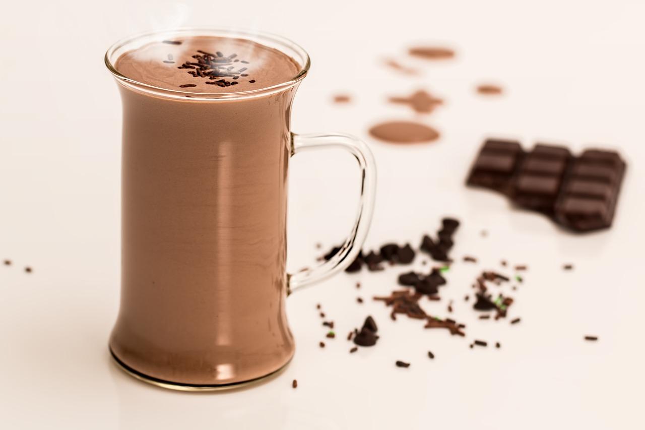 3 razloga zašto je topla čokolada dobra za vas