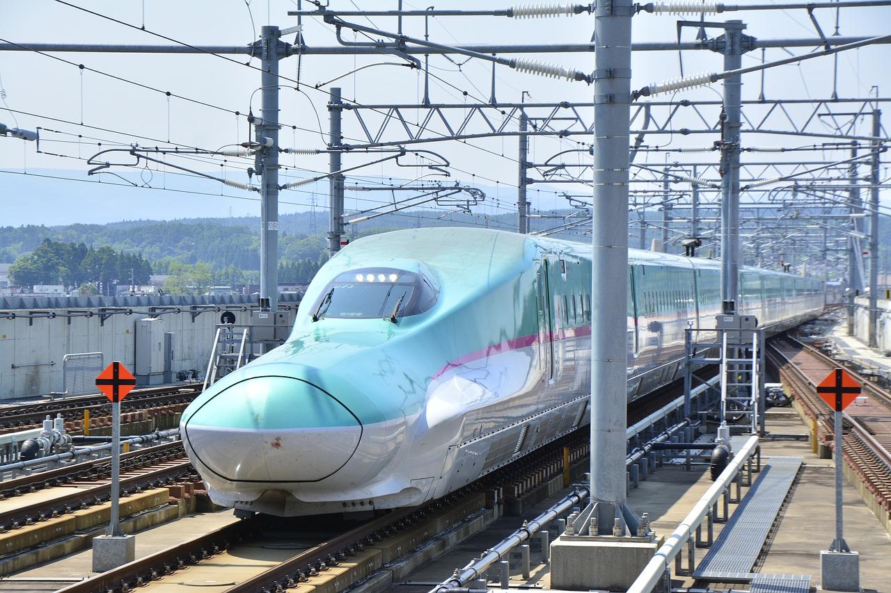 Šta se desi kada voz u Japanu krene 20 sekundi ranije?