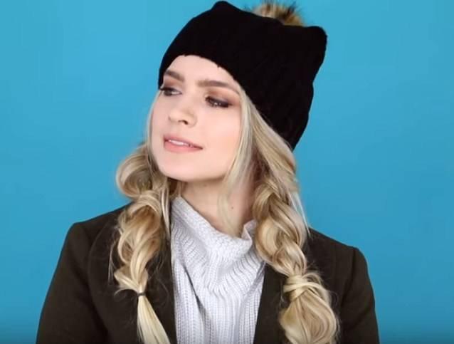 5 savršenih frizura koje možete nositi ispod kape
