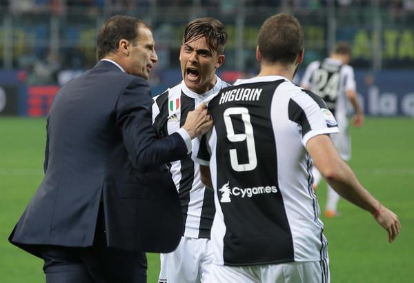 Juventus odredio cene za Dibalu i Iguaina!