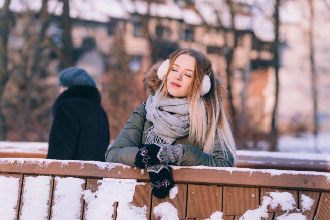 Kako šetnja po hladnoći utiče na vaše telo