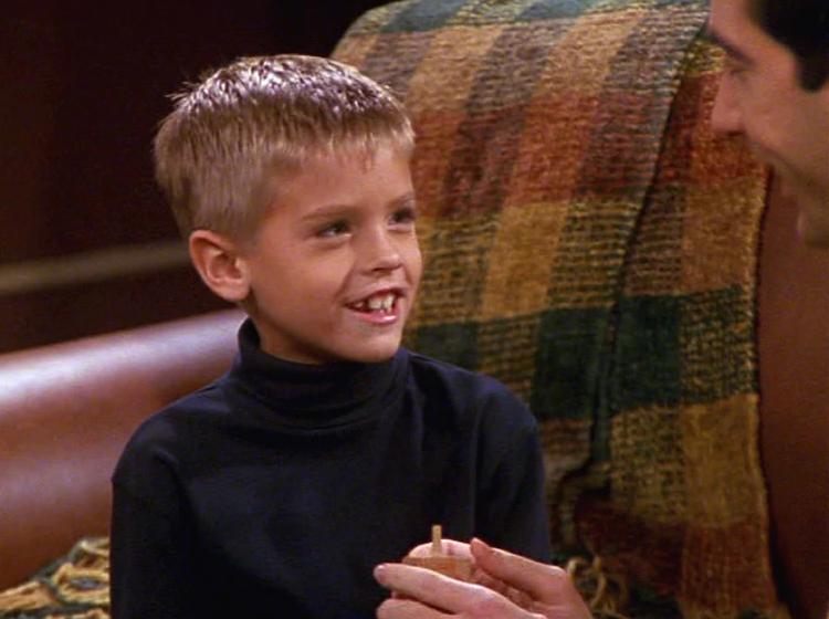 """Evo kako danas izgleda Rosov sin iz """"Prijatelja"""""""