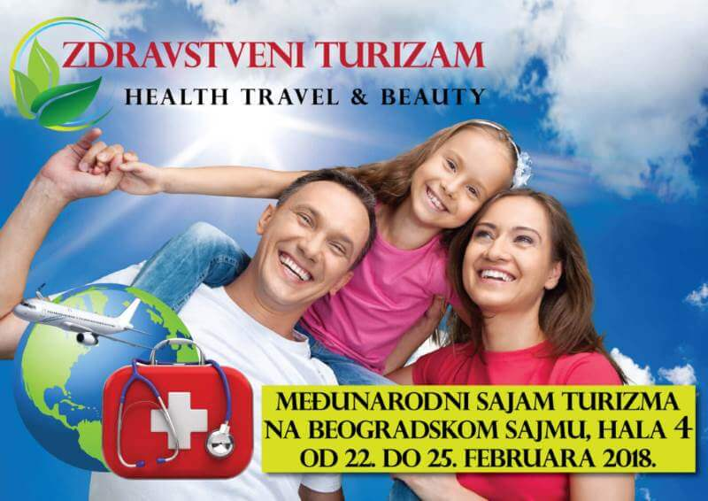 Zdravstveni turizam HEALTH TRAVEL & BEAUTY