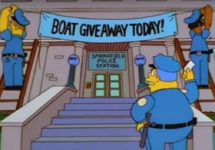 """Trikom iz """"Simpsonovih"""" uhapšen 21 kriminalac iz Velike Britanije!"""