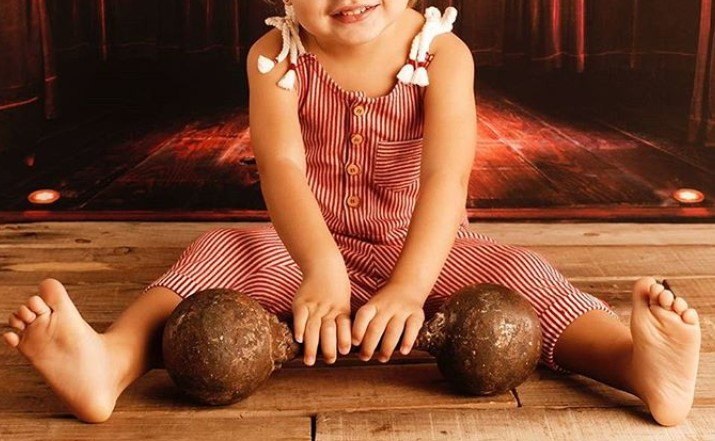Za trogodišnju Klaudiju kažu da je nova najlepša devojčica na svetu!