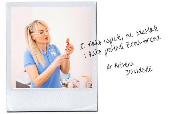 Dr Kristina Davidović: Kako ne pogrešiti pri izboru osobe kojoj poveravaš svoju lepotu