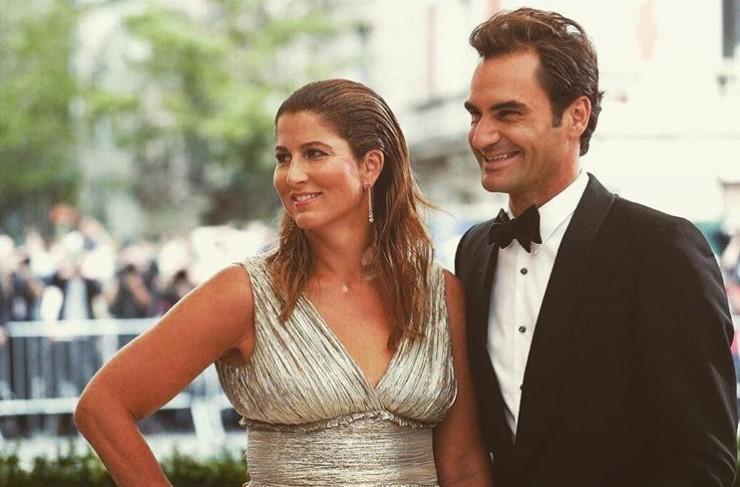 Ljubavna priča Mirke i Rodžera Federera