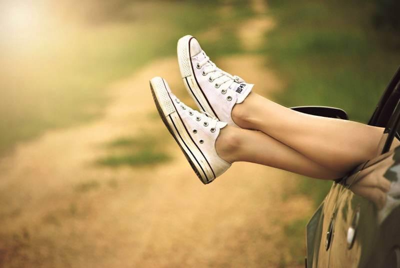 Zašto je dobro ležati sa podignutim nogama
