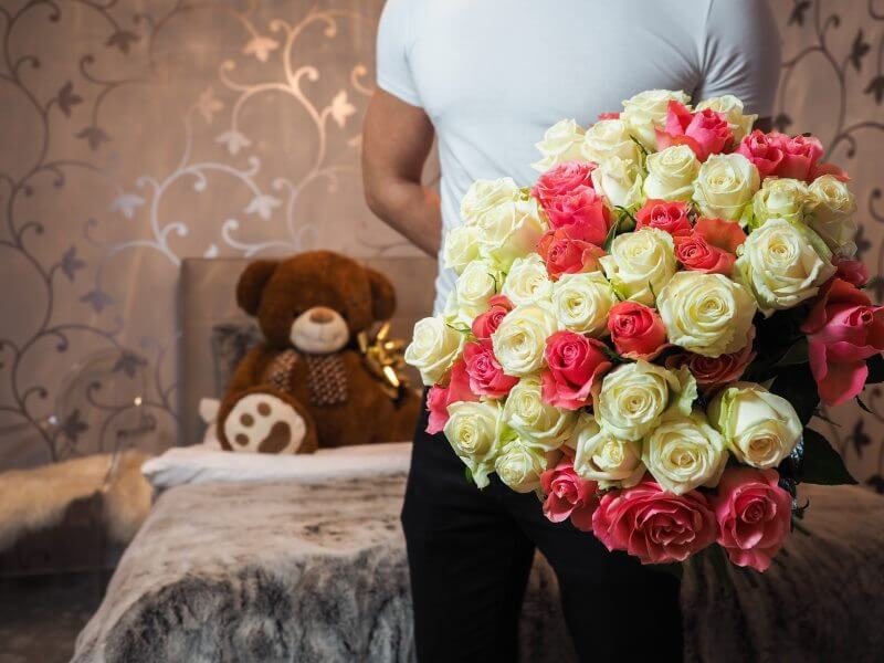 Šta znače boja i broj cvetova koje ste dobile