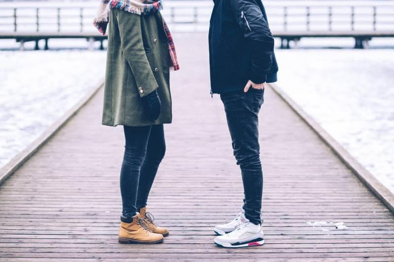8 saveta kako treba da se ponašate kada sretnete bivšeg partnera