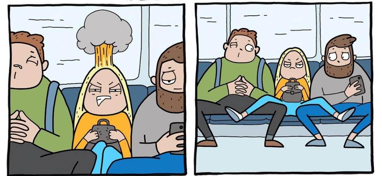 Urnebesne ilustracije koje pokazuju kako žene razmišljaju!