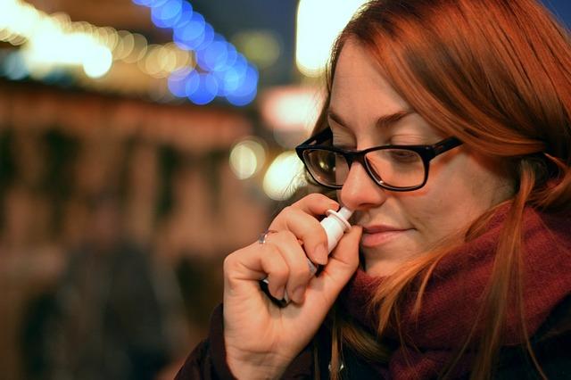 Sve češći problem: Da li ste i vi zavisni od kapi za nos?