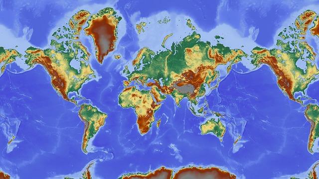 Kako Kontinenti Zapravo Izgledaju