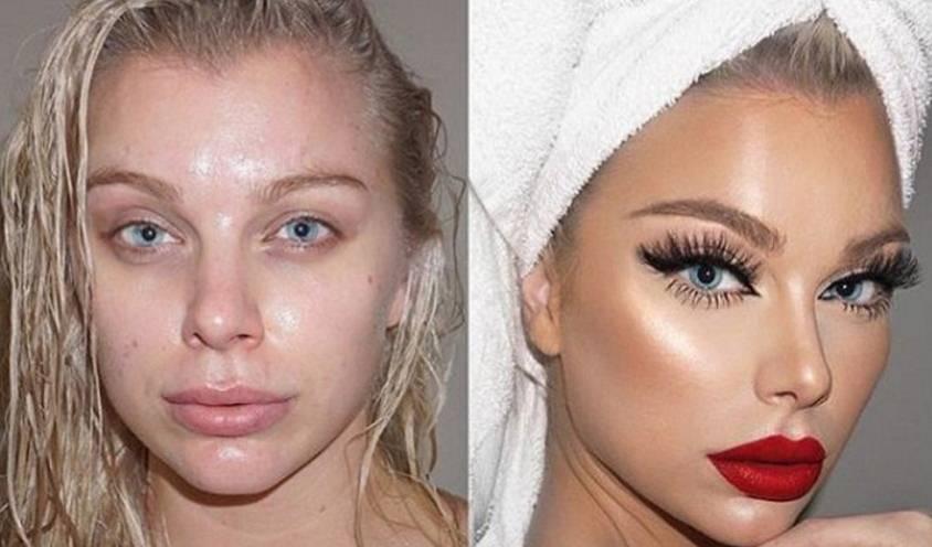 Od ružnog pačeta do labuda: Neverovatne transformacije koje pokazuju zašto žene obožavaju šminku