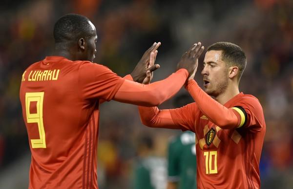 Belgija – Najboljih startnih 11 za Mundijal!