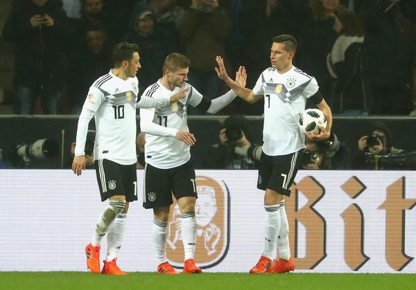 Nemačka – Najboljih startnih 11 za Mundijal!