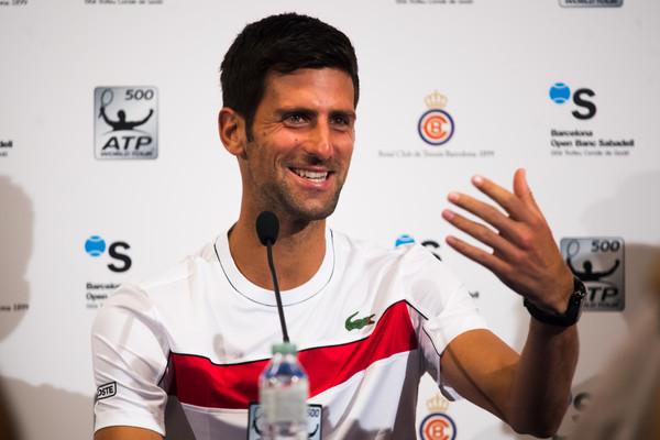 Novak i Dimitrov na zanimljiv način završili trening! (VIDEO)