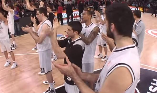 Na današnji dan: Učešće Partizana na Fajnl Foru Evrolige!