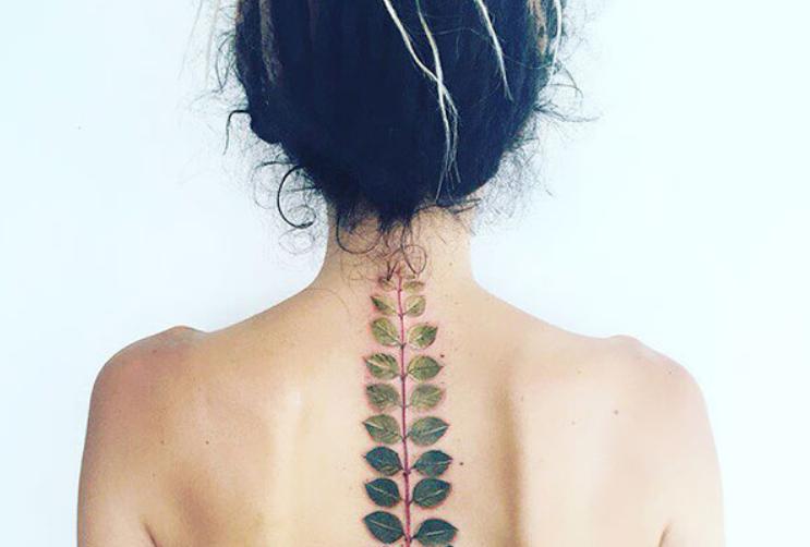 10 najmaštovitijih tetovaža na leđima