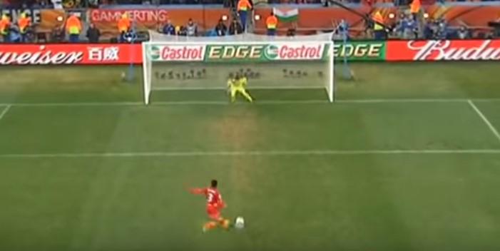 Legendarna utakmica: Gana propušta zlatnu šansu za polufinale Mundijala protiv Urugvaja!