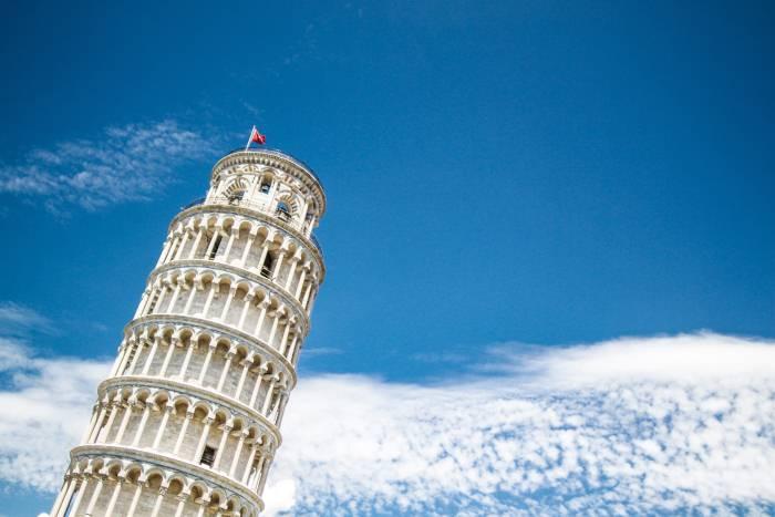 Kako se Krivi toranj u Pizi još uvek nije srušio?