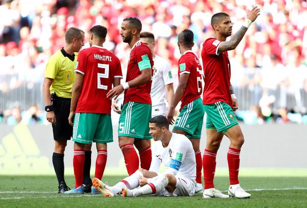 FIFA mu zabranila igranje – On igrao za Maroko sa potresom mozga!