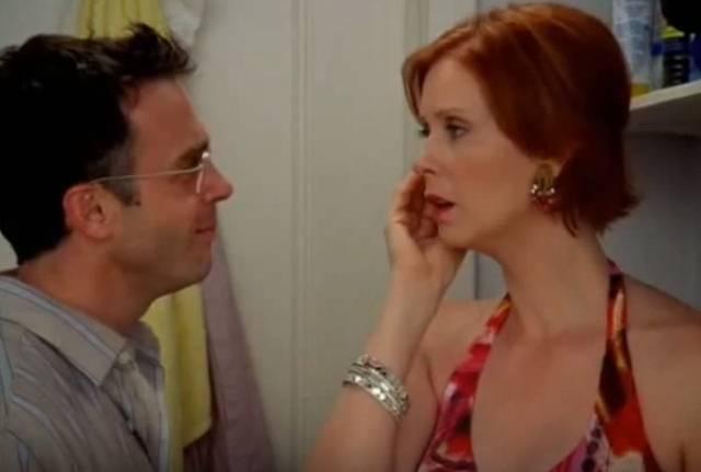 """Sećate se Stiva iz """"Seks i grada""""? Vreme mu definitivno nije išlo na ruku!"""