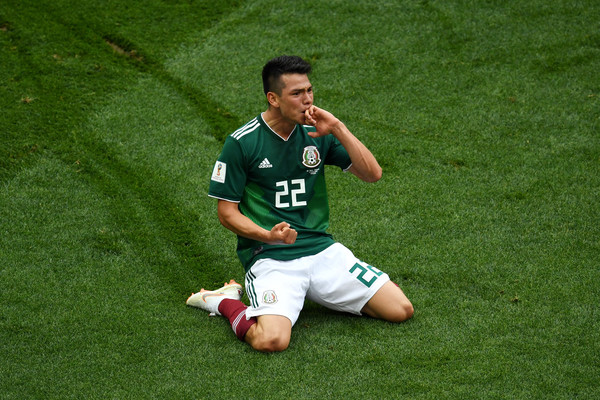 Ovo je pogodak kojim je Meksiko šokirao branioce titule – Ćičarito u suzama!