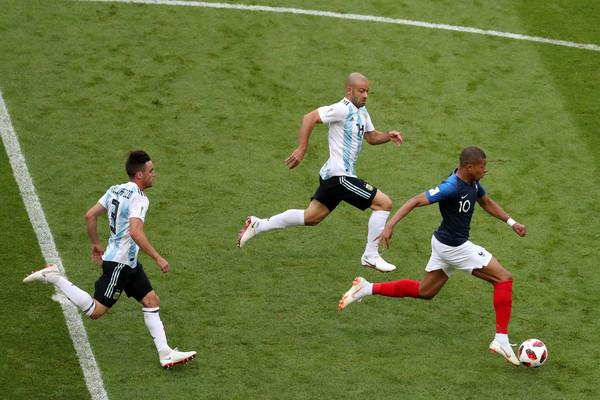 Francuska 4:3 Argentina – Svi fantastični golovi sa ovog meča! (VIDEO)