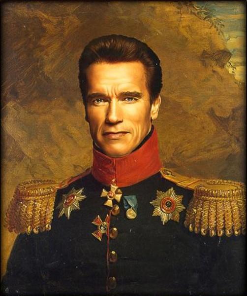 Poznate ličnosti kao ruski generali