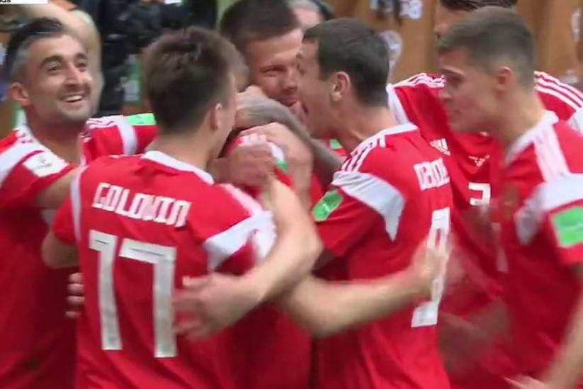 Ovo je prvi gol na Svetskom prvenstvu – Rusija vodi! (VIDEO)