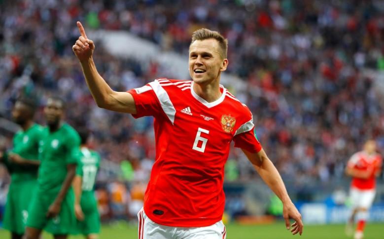 Čerišev golčinom zapečatio sudbinu Saudijske Arabije – 5:0 za Ruse! (VIDEO)
