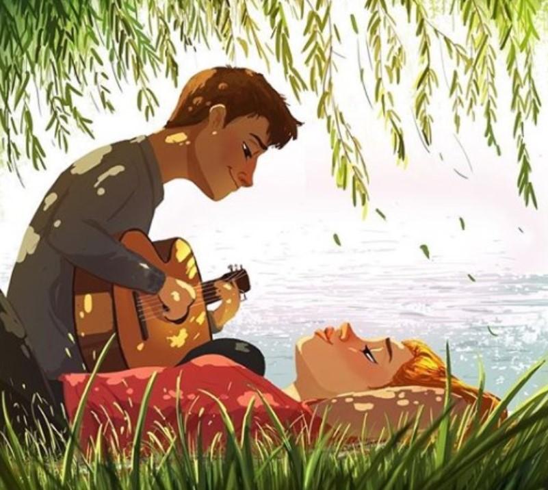 Suncem okupane ilustracije koje će vam pokazati zašto svi toliko volimo leto