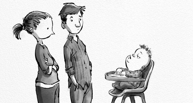 Ilustracije koje pogađaju suštinu braka