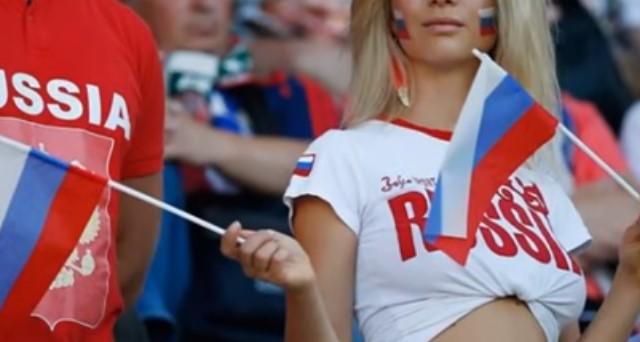 Najzgodnija navijačica na Svetskom prvenstvu – Bavi se snimanjem filmova za odrasle! (FOTO)