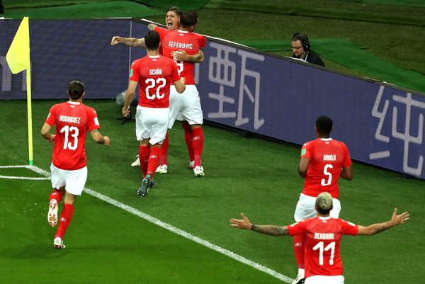 Švajcarska nakon sumnjive odluke sudija došle do boda protiv Brazila! (VIDEO)