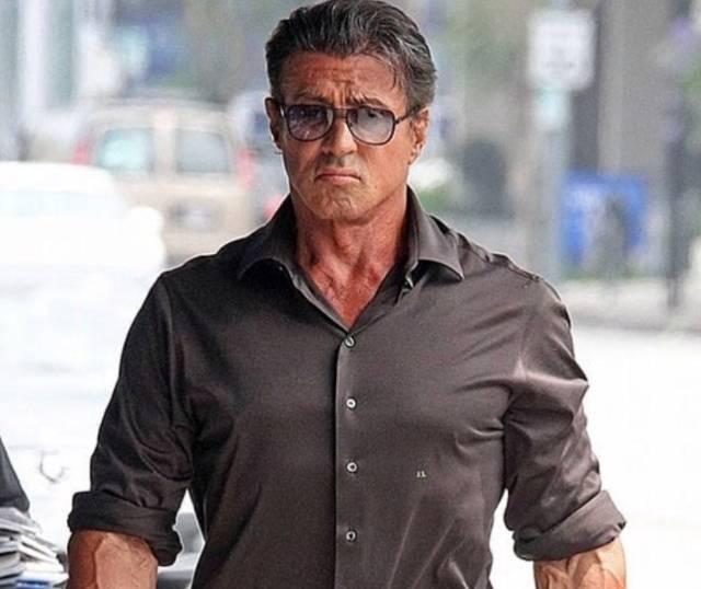"Silvester Stalone otkrio tajnu o filmu ""Rambo"""