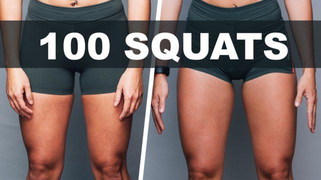 Izazov: Radili smo 100 čučnjeva dnevno 30 dana i evo šta se dogodilo!