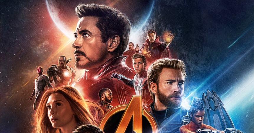 Avengers: Infinity War je postao 4. film svih vremena sa zaradom od dve milijarde dolara