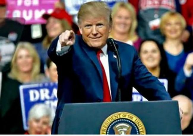Kako je Donald Tramp izgledao pre četiri decenije