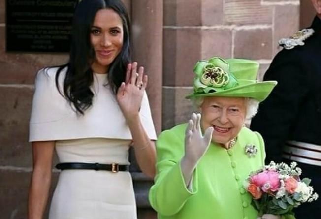 12 sigurnih znakova da Megan Markl postaje kraljičina miljenica! A Kejt?