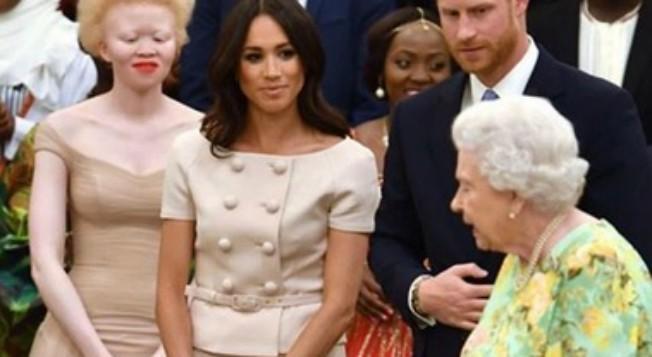 Megan Markl je naljutila kraljicu i to samo jednim pogrešnim potezom!