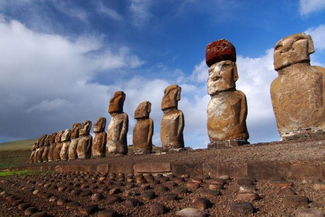 Naučnici konačno rešili viševekovnu misteriju kipova sa Uskršnjih ostrva