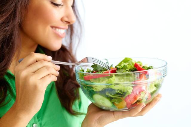 Salatu koja satima drži sitost