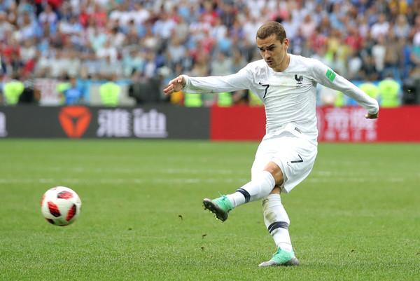 Grizman objasnio zašto nije slavio pogodak protiv Urugvaja!