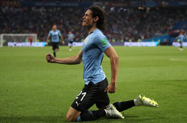Urugvajci na fantastičan način slave plasman u četvrtfinale! (FOTO)