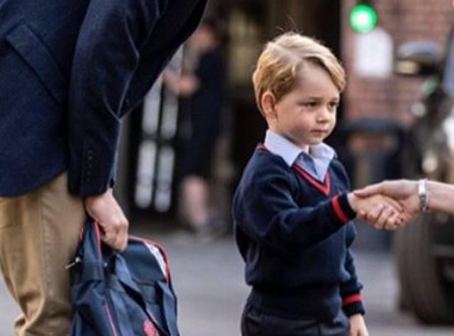 Princ Džordž je napunio 5 godina a u njegov rođendanski portret se zaljubio čitav svet!