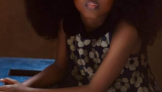 """""""Ona je najlepša devojčica na svetu"""": Korisnici Instagrama oduševljeni lepotom devojčice iz Nigerije"""