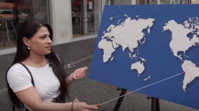 Gde je ostatak sveta: Pitali su Amerikance da pokažu bilo koju državu na mapi a njihovi odgovori su zapanjili sve!